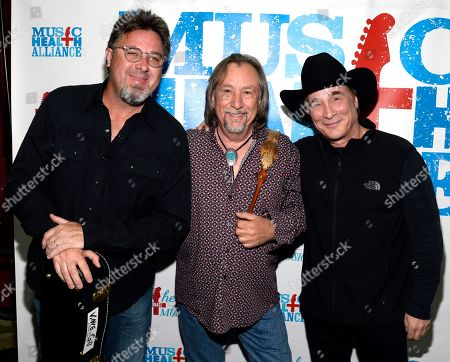 Vince Gill, Jim Messina, Clint Black