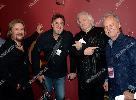 Travis Tritt, Vince Gill, T. Graham Brown, Jimmy Fortune