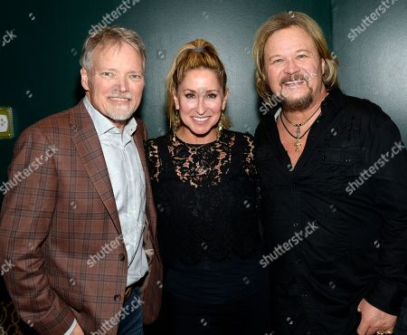 Editorial photo of 'We All Come Together' John Berry & Music Health Alliance Benefit, Nashville, USA - 23 Apr 2019