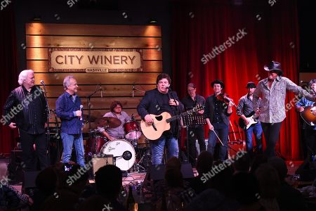 T. Graham Brown, Jimmy Fortune, Marty Raybon, Trace Adkins