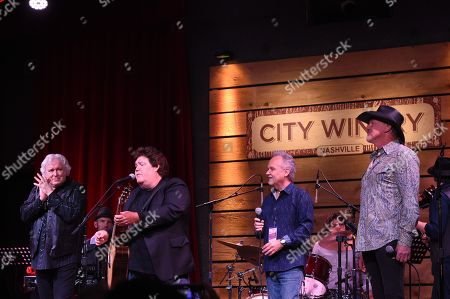 Editorial image of 'We All Come Together' John Berry & Music Health Alliance Benefit, Nashville, USA - 23 Apr 2019