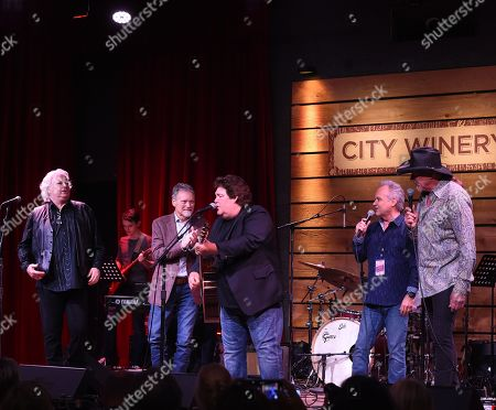 Editorial picture of 'We All Come Together' John Berry & Music Health Alliance Benefit, Nashville, USA - 23 Apr 2019