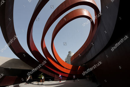 Editorial photo of Holon Design Museum, Israel - 24 Apr 2019