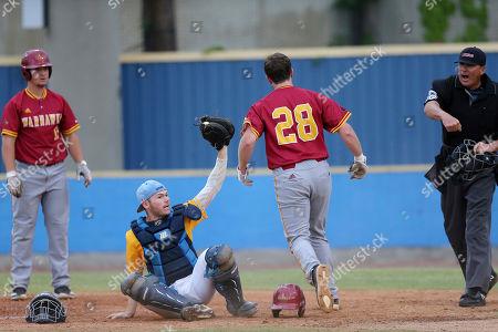 Editorial photo of ULM Southern Baseball, Baton Rouge, USA - 23 Apr 2019