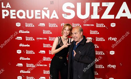 Editorial picture of The Little Switzerland film premiere in Madrid, Spain - 24 Apr 2019