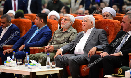Advisor Iraqi National Security Falih Alfayyadh CR Redaktionelles ...