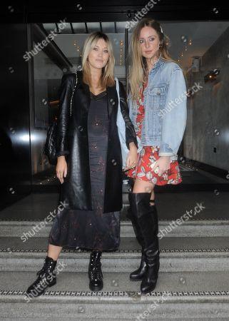 Kara Rose Marshall and Diana Vickers
