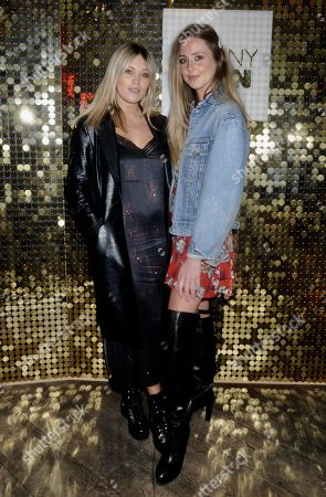 Kara Rose Marshall and Diana Vickers