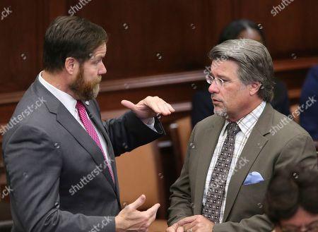 Editorial picture of Florida Legislature, Tallahassee, USA - 24 Apr 2019
