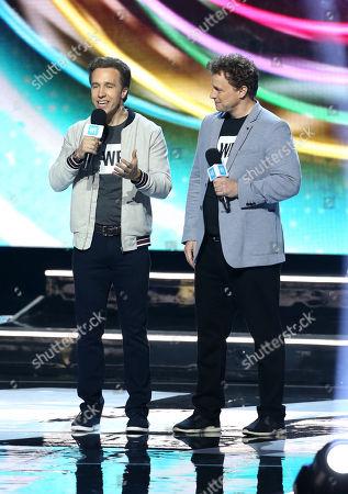 Craig Kielburger and Marc Kielburger