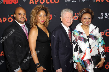 """Editorial image of Opening Night of the 2019 Tribeca Film Festival World Premiere Of The HBO Documentary Film """"THE APOLLO"""", New York, USA - 24 Apr 2019"""