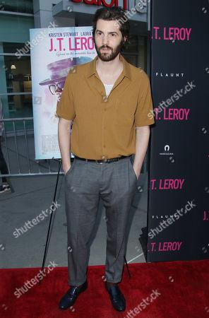 Editorial image of 'JT LeRoy' Film Premiere, Arrivals, ArcLight Cinemas, Los Angeles, USA - 24 Apr 2019