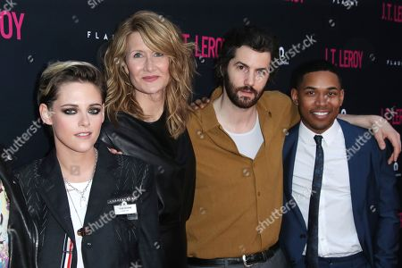 Kristen Stewart, Laura Dern, Jim Sturgess and Kelvin Harrison Jr