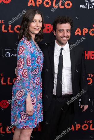 "Editorial picture of 2019 Tribeca Film Festival - ""The Apollo"" Screening, New York, USA - 24 Apr 2019"