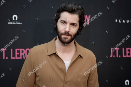 """Jim Sturgess attends the LA Premiere of """"JT LeRoy"""" at ArcLight Hollywood, in Los Angeles"""