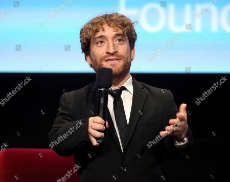 """Nic Novicki takes part in a lively panel discussion, """"The Power of TV: Representing Disability in Storytelling,"""" a public event and co-presentation of the Television Academy Foundation and Easterseals on at the Saban Media Center in North Hollywood, Calif"""