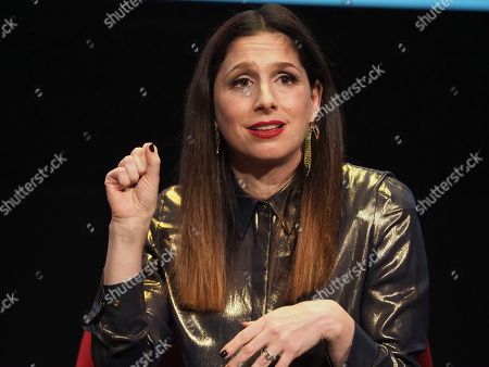 """Shoshannah Stern takes part in a lively panel discussion, """"The Power of TV: Representing Disability in Storytelling,"""" a public event and co-presentation of the Television Academy Foundation and Easterseals on at the Saban Media Center in North Hollywood, Calif"""