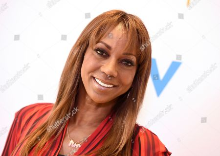 """Holly Robinson Peete attends """"The Power of TV: Representing Disability in Storytelling,"""" a public event and co-presentation of the Television Academy Foundation and Easterseals on at the Saban Media Center in North Hollywood, Calif"""