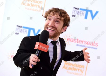 """Nic Novicki attends """"The Power of TV: Representing Disability in Storytelling,"""" a public event and co-presentation of the Television Academy Foundation and Easterseals on at the Saban Media Center in North Hollywood, Calif"""