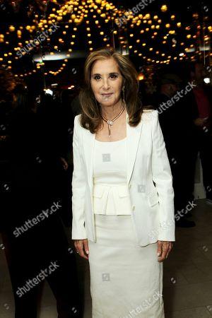Paula Weinstein (EVP of Tribeca Enterprises)