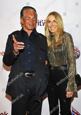 Editorial image of Britweek presents 'The Cavern Club:The Beat Goes On' film premiere, Los Angeles, USA - 24 Apr 2019