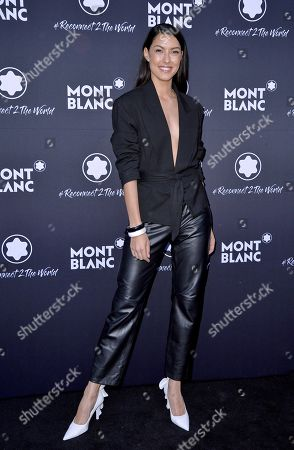 Editorial image of Montblanc #Reconnect 2 The World party, Berlin, Germany - 24 Apr 2019