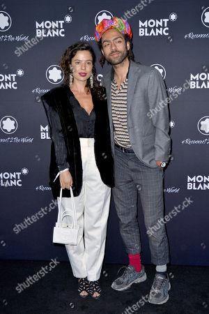 Taina Moreno, Noah Becker