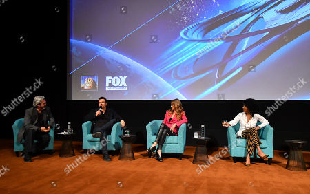 Editorial image of 'The Orville' TV Show photocall, Los Angeles, USA - 24 Apr 2019
