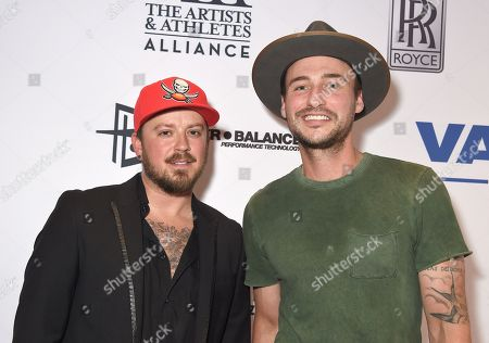 Stephen Barker Liles and Eric Gunderson from Love and Theft