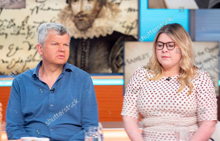 Editorial photo of 'Good Morning Britain' TV show, London, UK - 25 Apr 2019