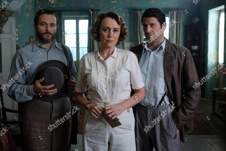 Editorial image of 'The Durrells' TV Show, Series 4, Episode 6 UK/Corfu  - 2019