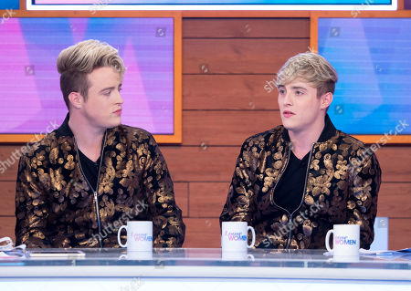 Jedward - John Grimes and Edward Grimes