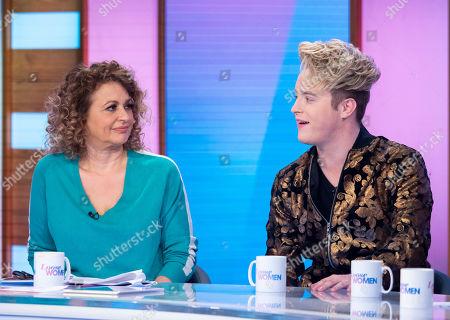 Editorial photo of 'Loose Women' TV show, London, UK - 25 Apr 2019