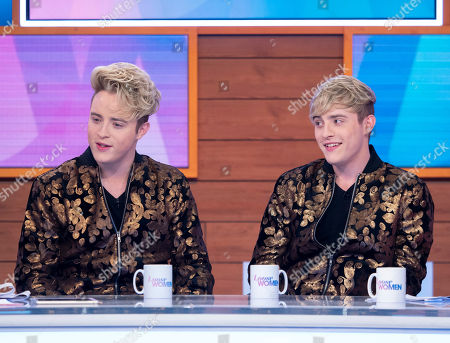 Editorial image of 'Loose Women' TV show, London, UK - 25 Apr 2019