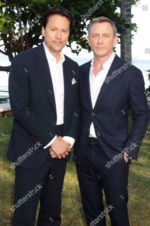 Cary Fukunaga, Daniel Craig