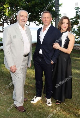 Michael G Wilsox, Daniel Craig, Barbara Broccoli