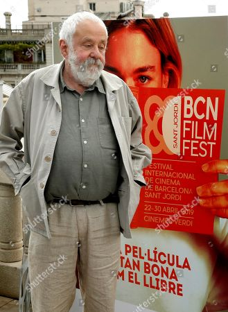 Editorial image of Mike Leigh presents 'Peterloo' at the BCN Film Fest, Barcelona, Spain - 25 Apr 2019
