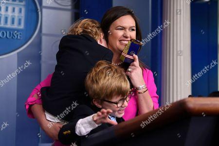 Editorial image of Trump, Washington, USA - 25 Apr 2019