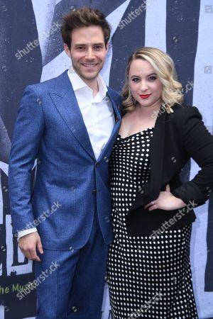 Stock Image of Ben Rappaport and Megan Kane