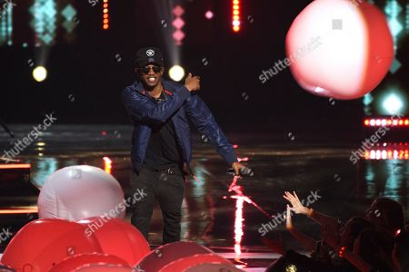 MKTO, Malcolm David Kelley. Malcolm David Kelley of MKTO performs at WE Day California at The Forum, in Inglewood, Calif