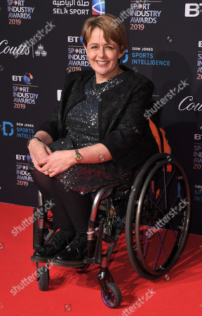 Editorial image of BT Sport Industry Awards, London, UK - 25 Apr 2019