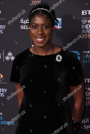 Stock Picture of Christine Ohuruogu