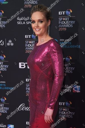 Editorial photo of BT Sport Industry Awards, London, UK - 25 Apr 2019