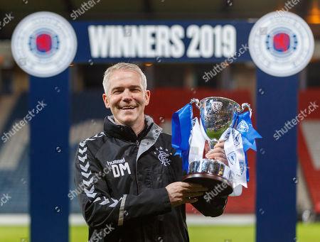 Editorial image of Celtic v Rangers, Scottish FA Youth Cup Final, Football, Hampden Park, Glasgow, UK - 25 Apr 2019