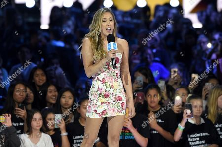 Editorial photo of 2019 WE Day California - Show, Inglewood, USA - 25 Apr 2019