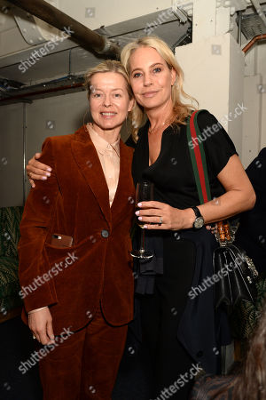 Lady Helen Taylor and guest