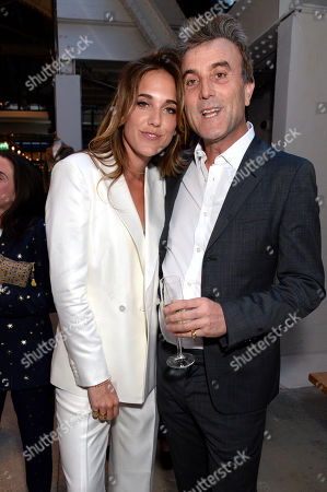 Editorial picture of The Deck launch party, Wild by Tart, London, UK - 25 Apr 2019