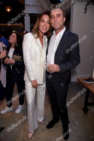 Stock Photo of Daisy Knatchbull and Philip Knatchbull