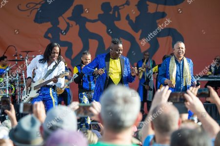 Editorial photo of 2019 Jazz and Heritage Festival - Weekend 1 - Day 1, New Orleans, USA - 25 Apr 2019