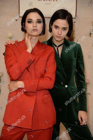 Bloom Twins - Anna Kuprienko and Sofia Kuprienko